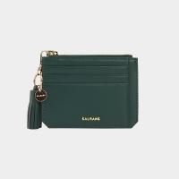 [태슬증정][살랑]Dijon M201 Flap mini Card Wallet olive green
