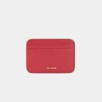 [살랑]Dijon 101R mini Card Wallet cherry red