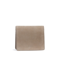 Modern fringe a little wallet _Beige