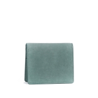 Modern fringe a little wallet _Mint
