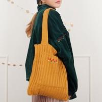 Fairy lights Knit Bag ( 5 colors )