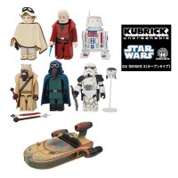 스타워즈 큐브릭 KUBRICK 100% Star Wars DX series 3 (1612024)