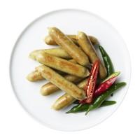 [파워닭] 고추맛 닭가슴살 수제 소시지