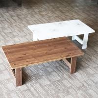 엔틱 우드 테이블/하이그로시 플라워 테이블 국내산 테이블