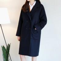 Stitch point double coat