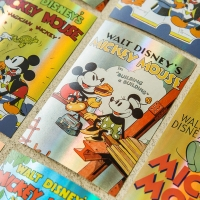 [Disney]Mickey_홀로그램 카드_6종Set