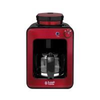 러셀홉스 그라인더 커피메이커 RH-G6686R 레드