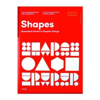 Shapes - geometric forms in graphic design