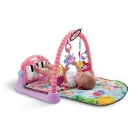 [피셔프라이스] 피아노 아기체육관 핑크