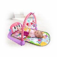 [피셔프라이스] 피아노 아기 체육관(핑크)_(551826)