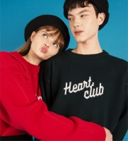 Heart Logo Knit(7colors)