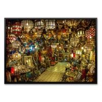1000조각 직소퍼즐▶ 모로코의 골동품 램프 가게 (PK1000-3143)