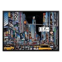 1000조각 직소퍼즐▶ 뉴욕의 밤 거리 (PK1000-3140)