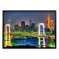 1000조각 직소퍼즐▶ 레인보우 브릿지와 도쿄 타워 (PK1000-3134)