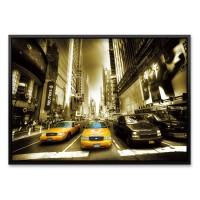 1000조각 직소퍼즐▶ 타임스퀘어의 노란 택시 (PK1000-3111)