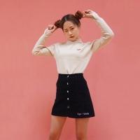 Corduroy ♥'skirt