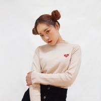 Ivory ♥' knit