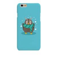 Winter Owl (HA-010) Hard Case