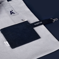 Basic Pouch - Navy