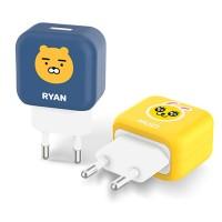 카카오프렌즈 가정용 충전기 USB 1포트 2A