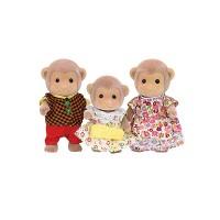 실바니안패밀리 원숭이 가족 5214_(602495)