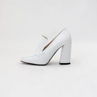 Unique python pattern heels
