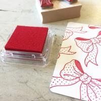 촉촉한 pigment inkpad - Flame