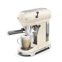 스메그 SMEG 에스프레소 커피머신 크림 ECF01CR