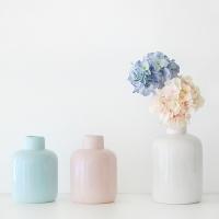 소프트 심플 Ceramic Vase(대)