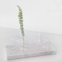 Simple & neat 유리병-직사각(소)