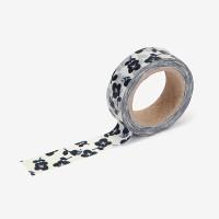 Masking tape single - 82 Stamp flower