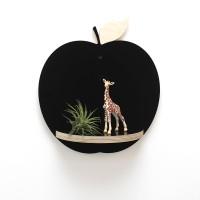 자작나무 애플선반