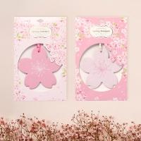 체리 블라썸 벚꽃 종이방향제 2종