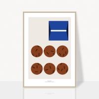 cookie&milk poster