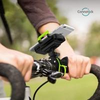 Connetick 커네틱 2중고정 자전거 스마트폰 거치대