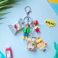 토이 키링-슈퍼마켓(엄마랑)