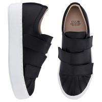 CLLIB[클립] 스니커즈 JF4345 GRAE Leather 블랙