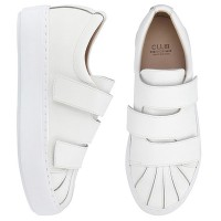 CLLIB[클립] 스니커즈 JF4345 GRAE Leather 화이트