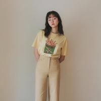 [유라고]포테이토 티셔츠