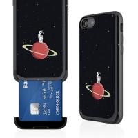 나인어클락 아이폰6/6s 카드슬롯 우주 [큐트플래닛]_(770979)