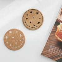 [쓰임] 코르크 코스터 2p 세트(유니버스)