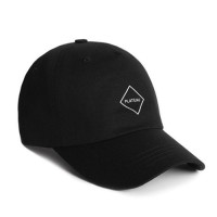 17 PLATEAU LOGO CAP_BLACK