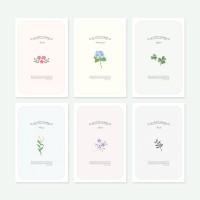리틀가든2 포스트카드 엽서