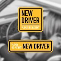 초보운전 반사 스티커 New Driver