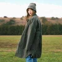 Snap button yasang coat