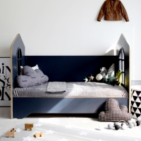 [디자인키노] 리틀 슈에뜨 하우스 타입 어린이 침대