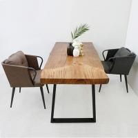 톤-통원목 4인식탁테이블(1500)