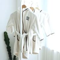 [밀리언달러베이비]유아동 배스로브(유아 목욕가운/비치가운)