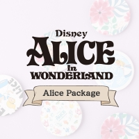 [Disney]Alice Package