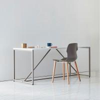 슬레쉬 1608 테이블(화이트마블)